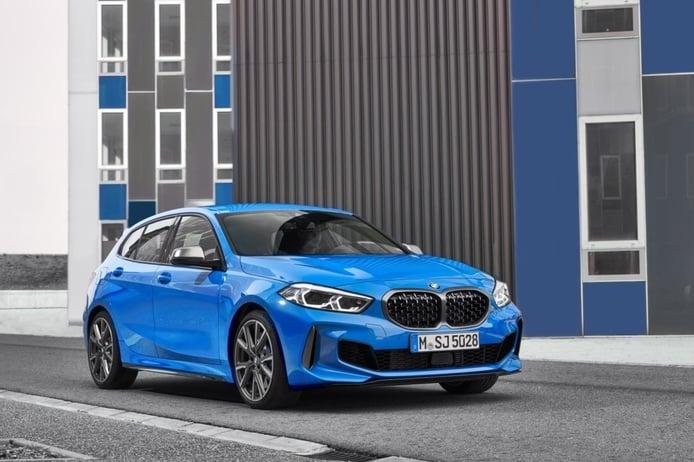 BMW M135i xDrive: se estrena la versión más deportiva del nuevo Serie 1 2019