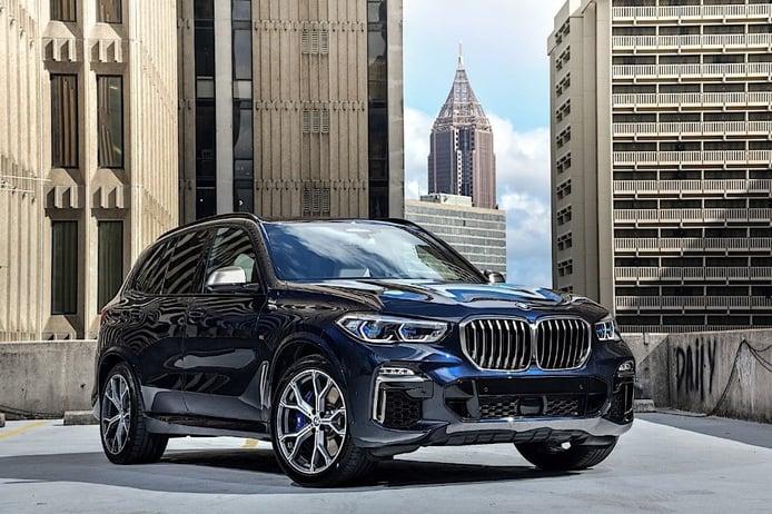 BMW presenta los nuevos X5 M50i y X7 M50i de 8 cilindros y 530 CV
