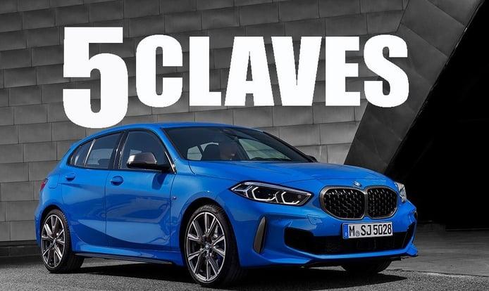 Las 5 claves del nuevo BMW Serie 1 2019: los argumentos del nuevo compacto de Múnich