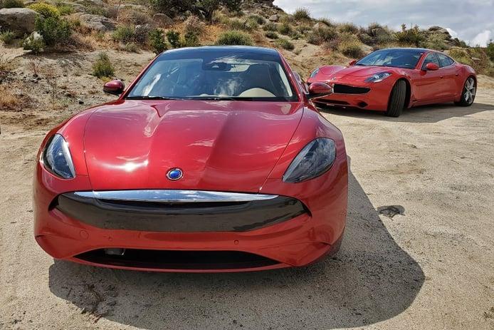 El nuevo Karma Revero GT debuta en los Estados Unidos