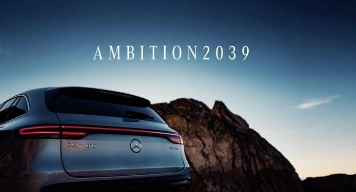Los planes de Mercedes marcan el final de la era de la combustión en 2039