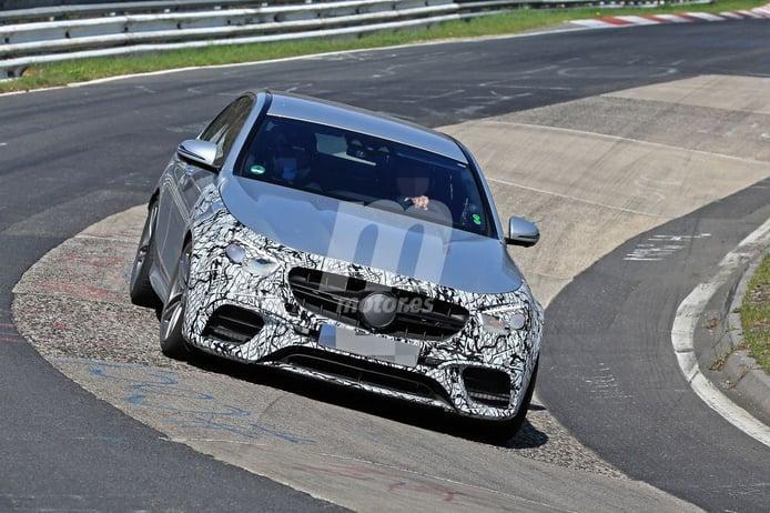 El nuevo Mercedes-AMG E 63 2020 estrena configuración en Nürburgring