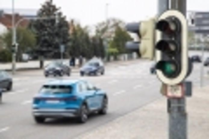 Audi Ingolstadt probará la comunicación de vehículos y semáforos a partir de julio