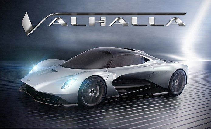 Valhalla, así se llamará la versión de producción del Aston Martin AM-RB 003