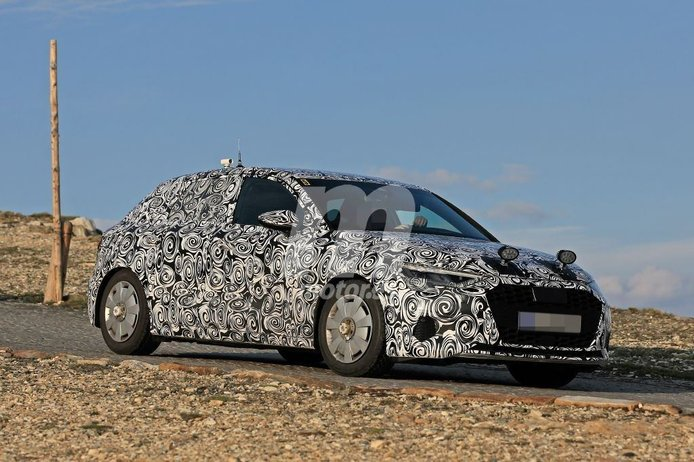 Audi A3 Cityhopper, la nueva generación del compacto será «crossoverizada»