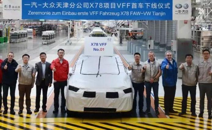 El nuevo Audi Q3 Sportback ya está siendo producido… ¡En China!