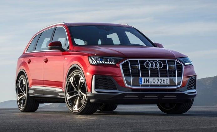 Audi Q7 2020, más tecnología para el SUV alemán