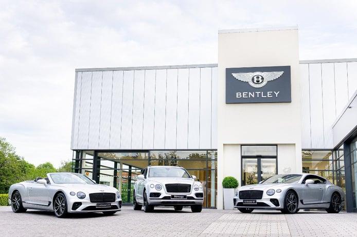 Bentley Silver Sisters: nueva edición especial de aniversario