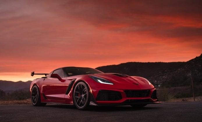 Al fin descubrimos por qué el Corvette C7 no tiene crono en Nürburgring