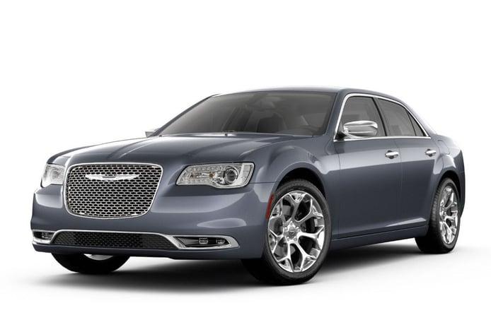 El actual Chrysler 300C V8 estrenará nuevo SRT Package