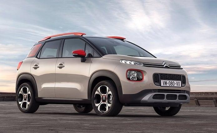 El Citroën C3 Aircross supera las 200.000 unidades vendidas
