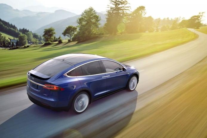 GM está testando unidades del Tesla Model X, Audi e-tron y Jaguar i-Pace