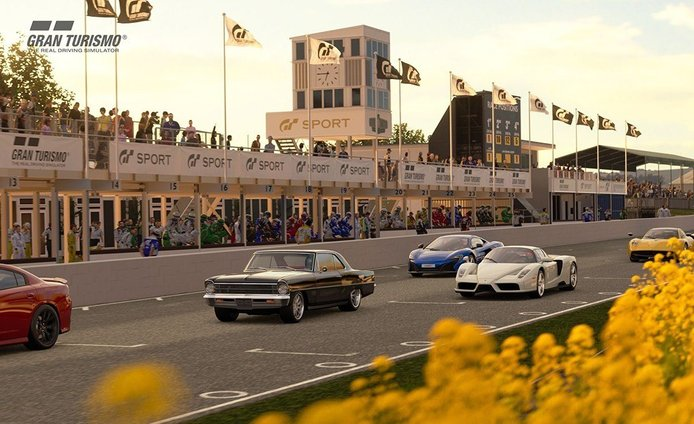 El Circuito de Goodwood llega a Gran Turismo Sport con la actualización de mayo de 2019