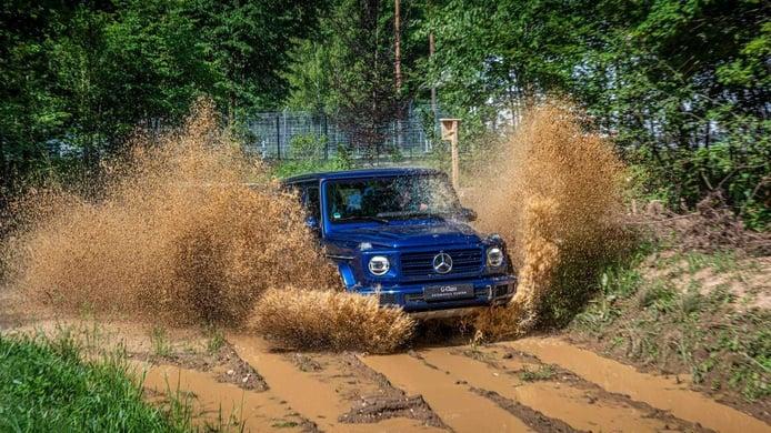 Mercedes presenta los nuevos Clase G 'Stronger Than Time Edition'