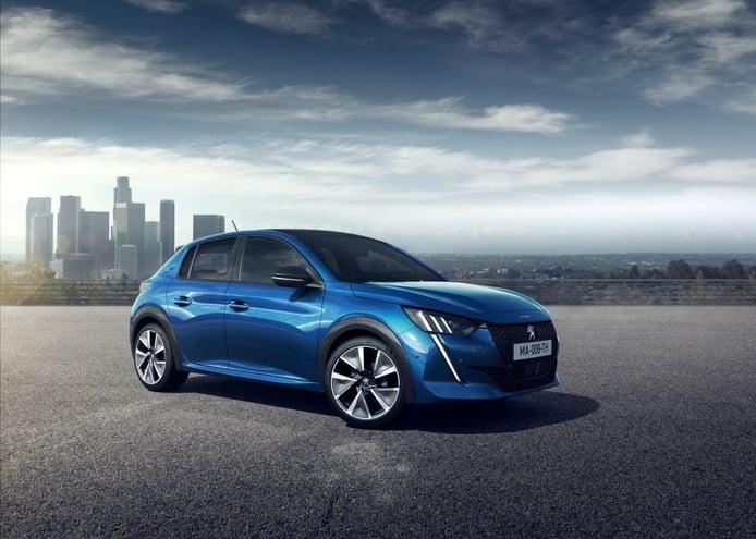 El nuevo Peugeot e-208 ya tiene precios y equipamientos en Francia