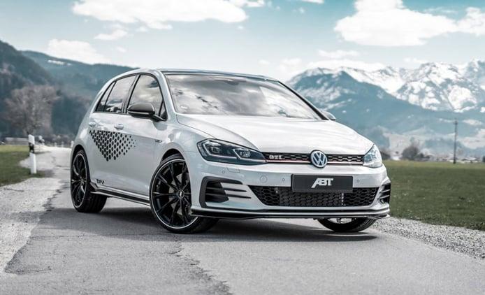ABT Sportsline radicaliza el nuevo Volkswagen Golf GTI TCR