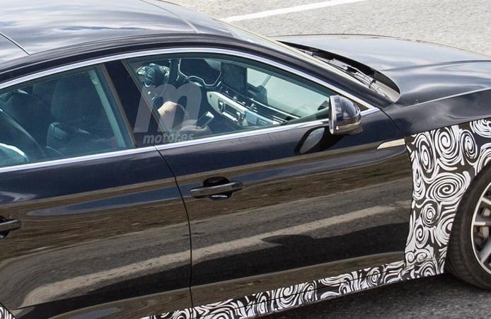 Un vistazo al interior del nuevo Audi A5 Sportback 2020
