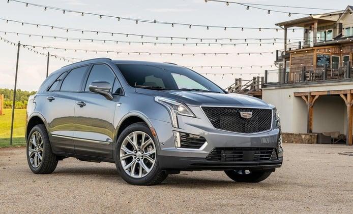 Cadillac XT5 2020, más tecnología y nuevo motor