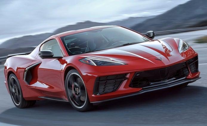 El nuevo Chevrolet Corvette C8 de motor central ya está aquí