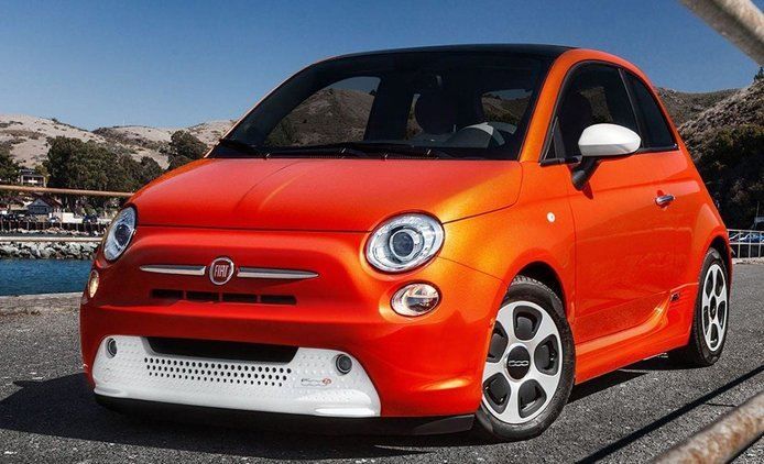 FCA invertirá 700 millones de euros en la producción del Fiat 500 eléctrico