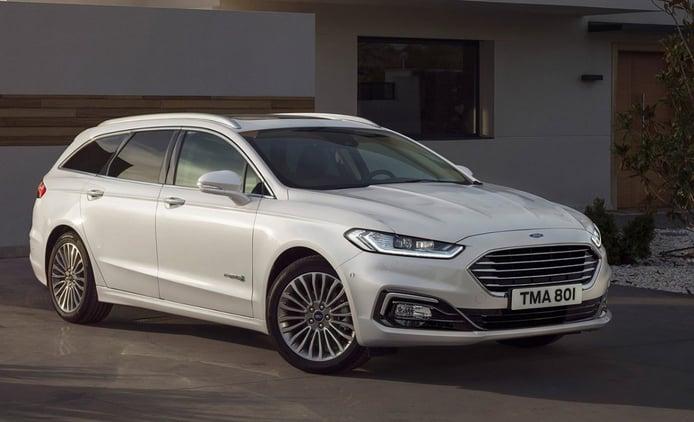 Ford reemplazará el Mondeo, S-Max y Galaxy con un nuevo crossover