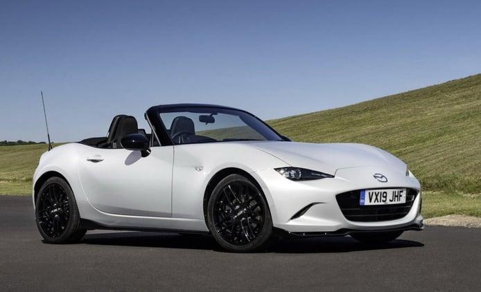 El Mazda MX-5 estrena los paquetes Cup y Design en el Reino Unido