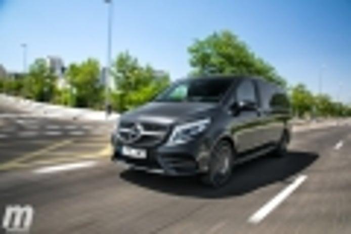Prueba Mercedes V 300 d, 5,1 metros de pura versatilidad (Con vídeo)