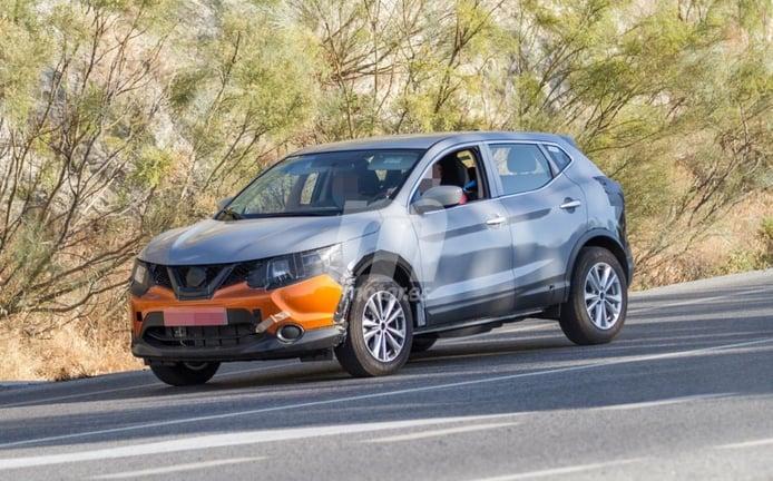 El desarrollo del nuevo Nissan Qashqai 2021 sigue adelante