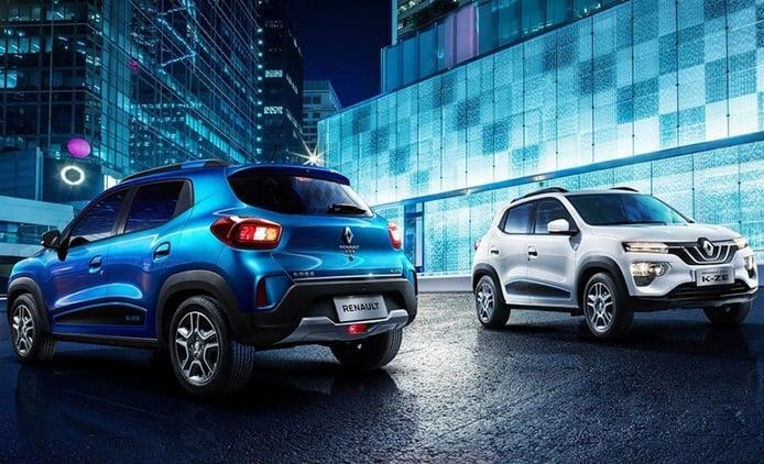 Renault lanzará más coches eléctricos en China gracias a un acuerdo con Jiangling
