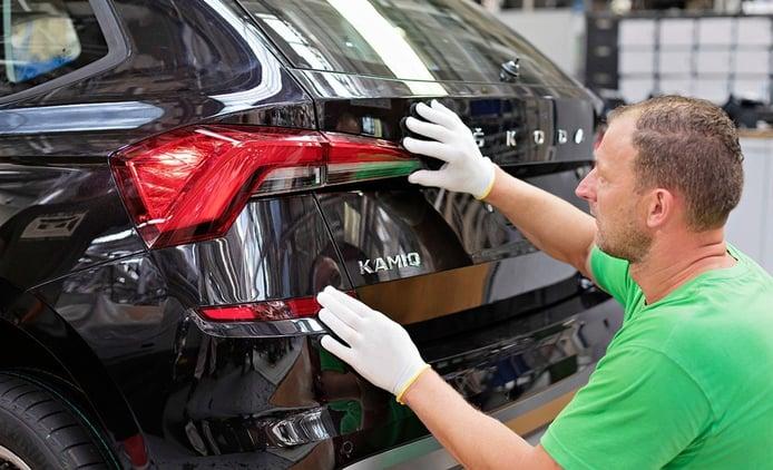 El nuevo Skoda Kamiq ya está siendo producido, se avecina el rival del SEAT Arona