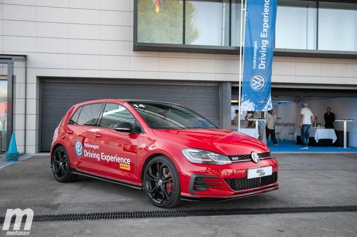 Nos lo pasamos en grande participando en el Volkswagen Race Tour 2019