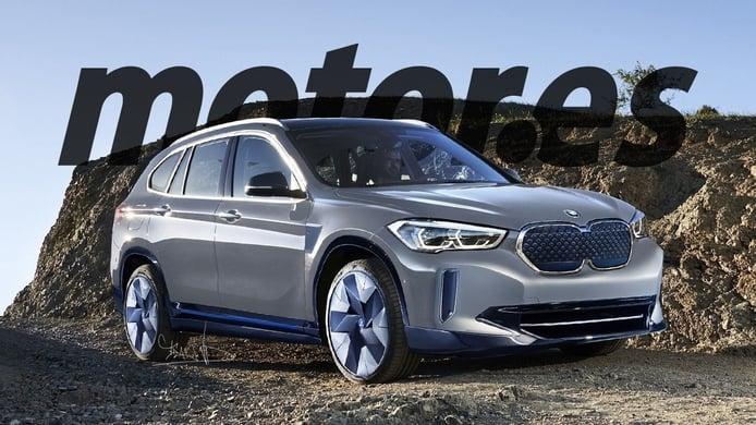 BMW iX1 2022: el SUV compacto se transformará en eléctrico con dos versiones