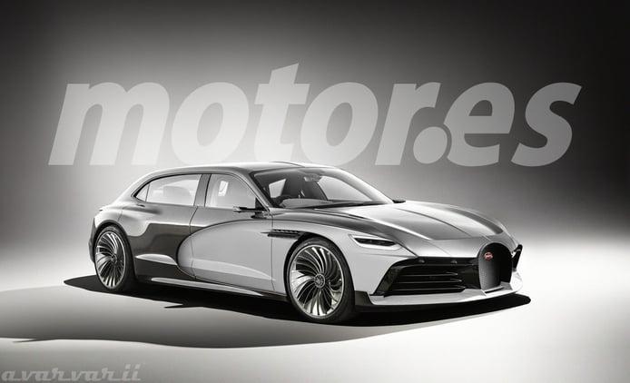Bugatti Royale, el segundo modelo que necesita la marca francesa