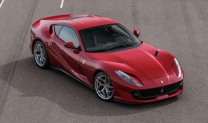 Ferrari presentará un nuevo Gran Turismo en noviembre
