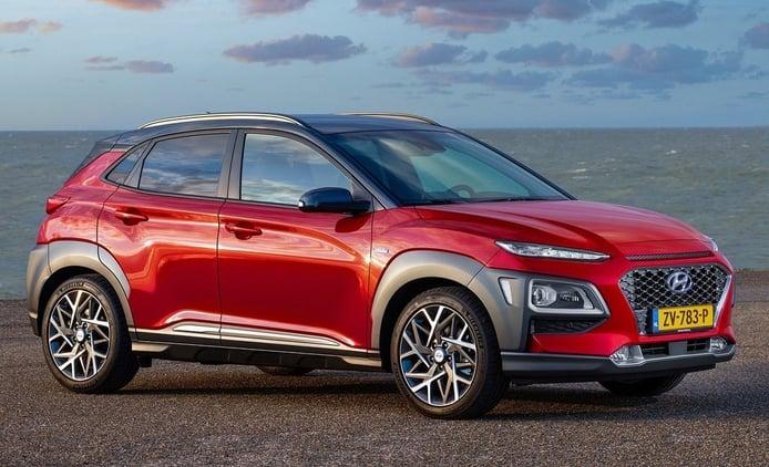 El nuevo Hyundai Kona Híbrido al detalle en esta galería de fotos