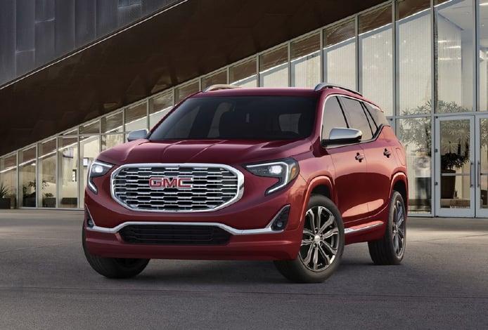 General Motors recorta la producción de algunos crossovers