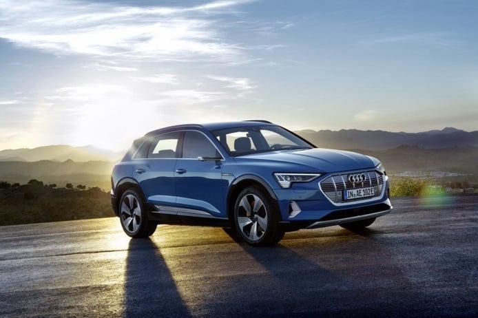 General Motors ha sido descubierta probando en secreto un Audi e-tron