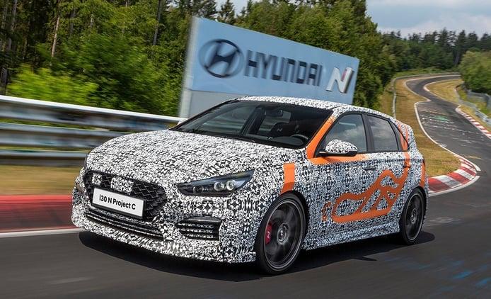 Hyundai i30 N Project C, se avecina un compacto aún más radical