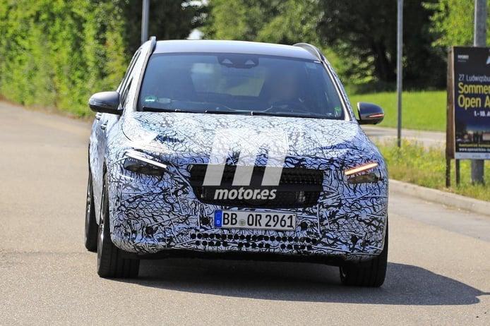 Mercedes-AMG comienza las pruebas en carretera del nuevo GLA 35 4MATIC
