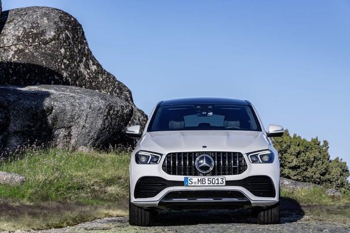 Mercedes-AMG GLE 53 4MATIC+ Coupé, llega la primera variante deportiva del nuevo SUV deportivo
