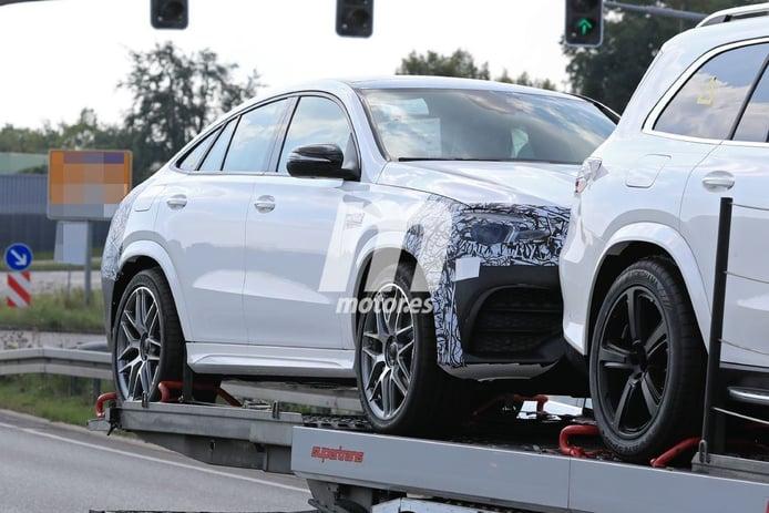 El nuevo Mercedes-AMG GLE 53 4MATIC Coupé deja a la vista su esencia deportiva
