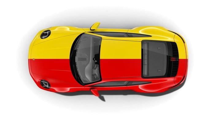Las (pocas) diferencias entre los nuevos Porsche 911 Carrera y 911 Carrera S
