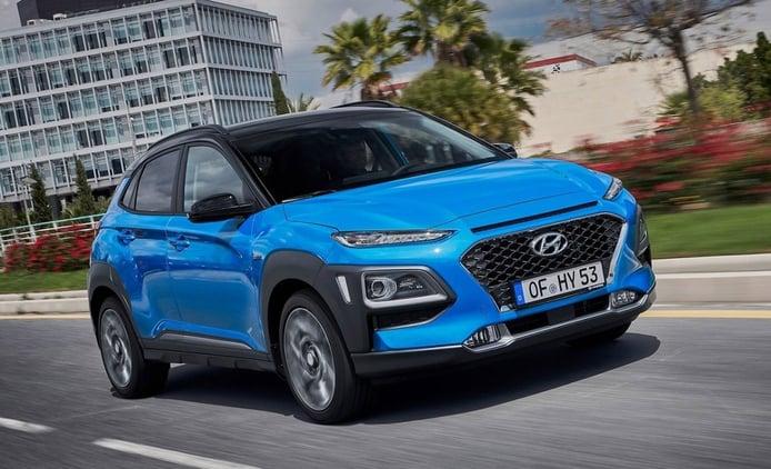 Precios del Hyundai Kona Híbrido en el Reino Unido, el B-SUV se electrifica