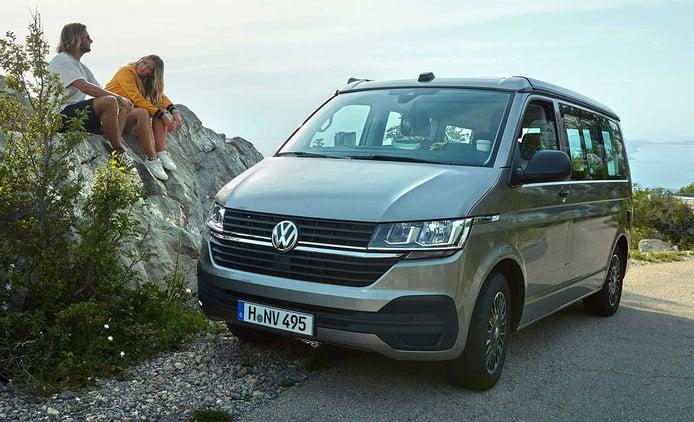 Volkswagen California 6.1 Beach, nueva cocina y mucho más para disfrutar en la playa