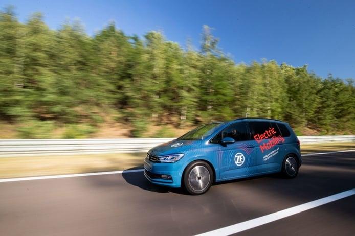 ZF presenta una nueva caja de cambios automática de 2 velocidades para eléctricos
