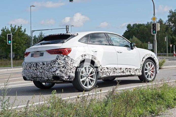 Audi planea el debut mundial del RS Q3 Sportback para finales de septiembre