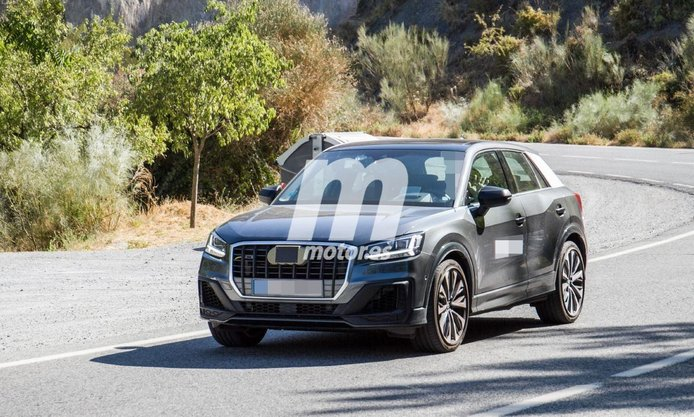 Audi introducirá tecnología de 48 Voltios en el deportivo SQ2