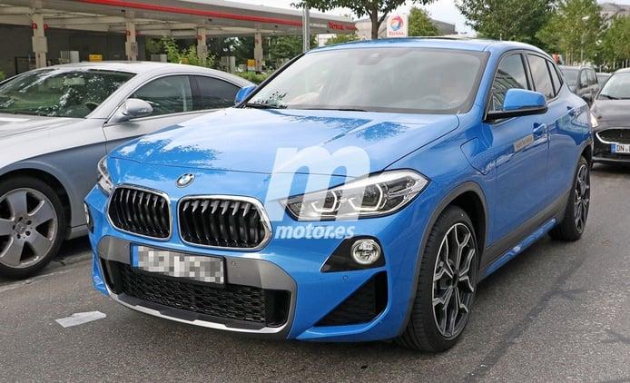 BMW X2 xDrive25e, el SUV compacto estrenará versión híbrida enchufable