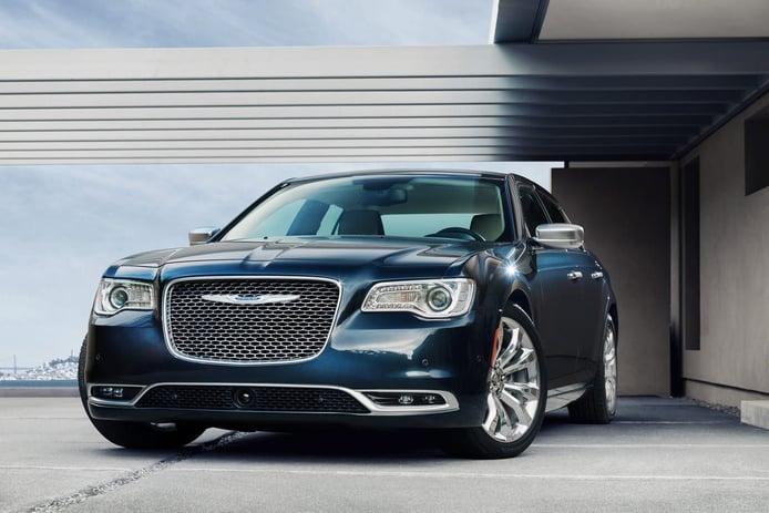 El Chrysler 300 se mantiene en el mercado sin prácticamente cambios