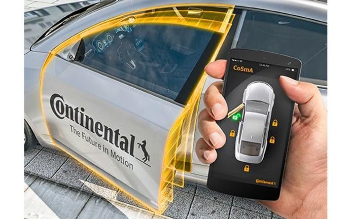 Cosma, la llave inteligente y virtual del nuevo eléctrico Honda e